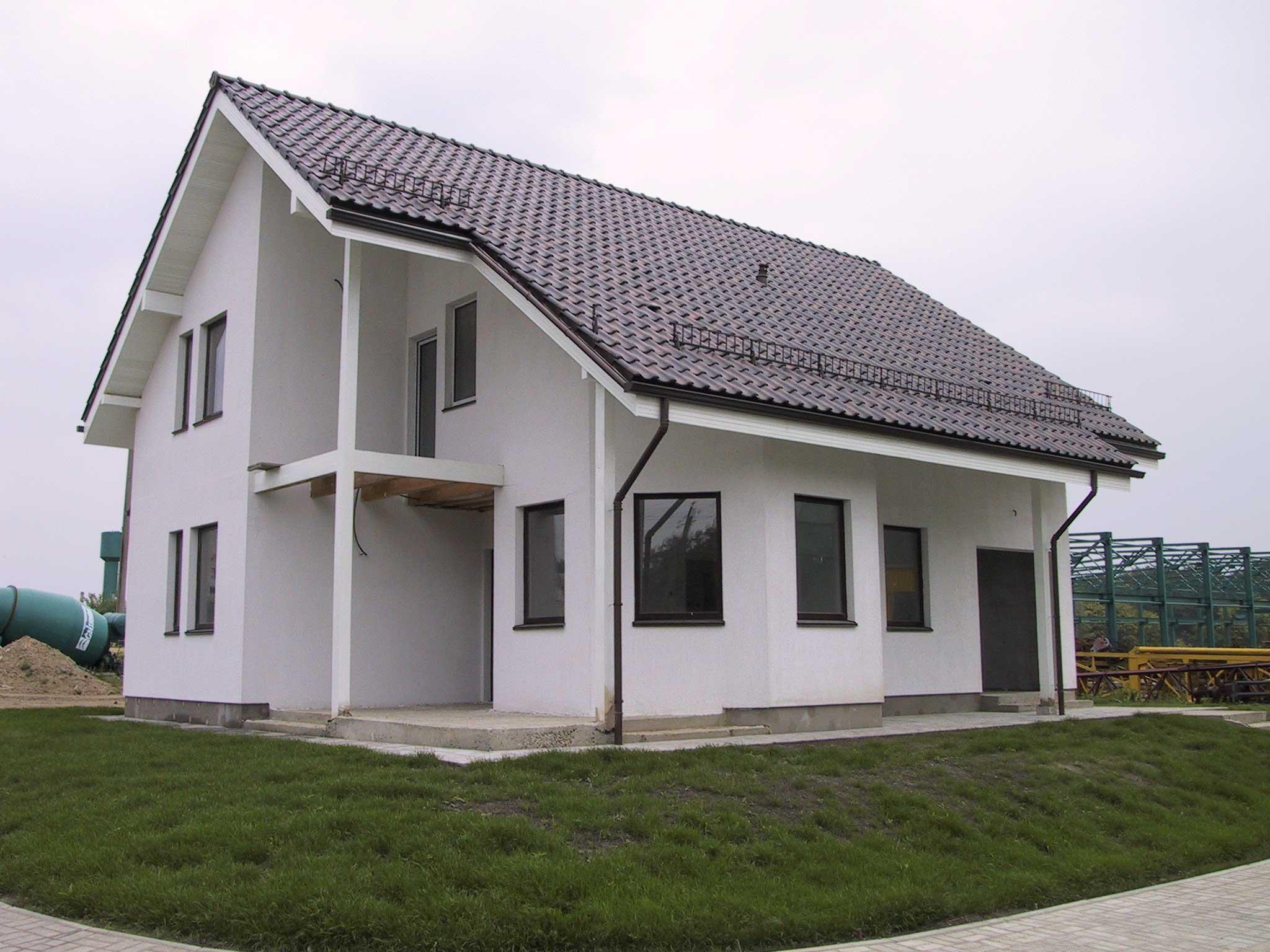 Дп технодім дерев яні будинки